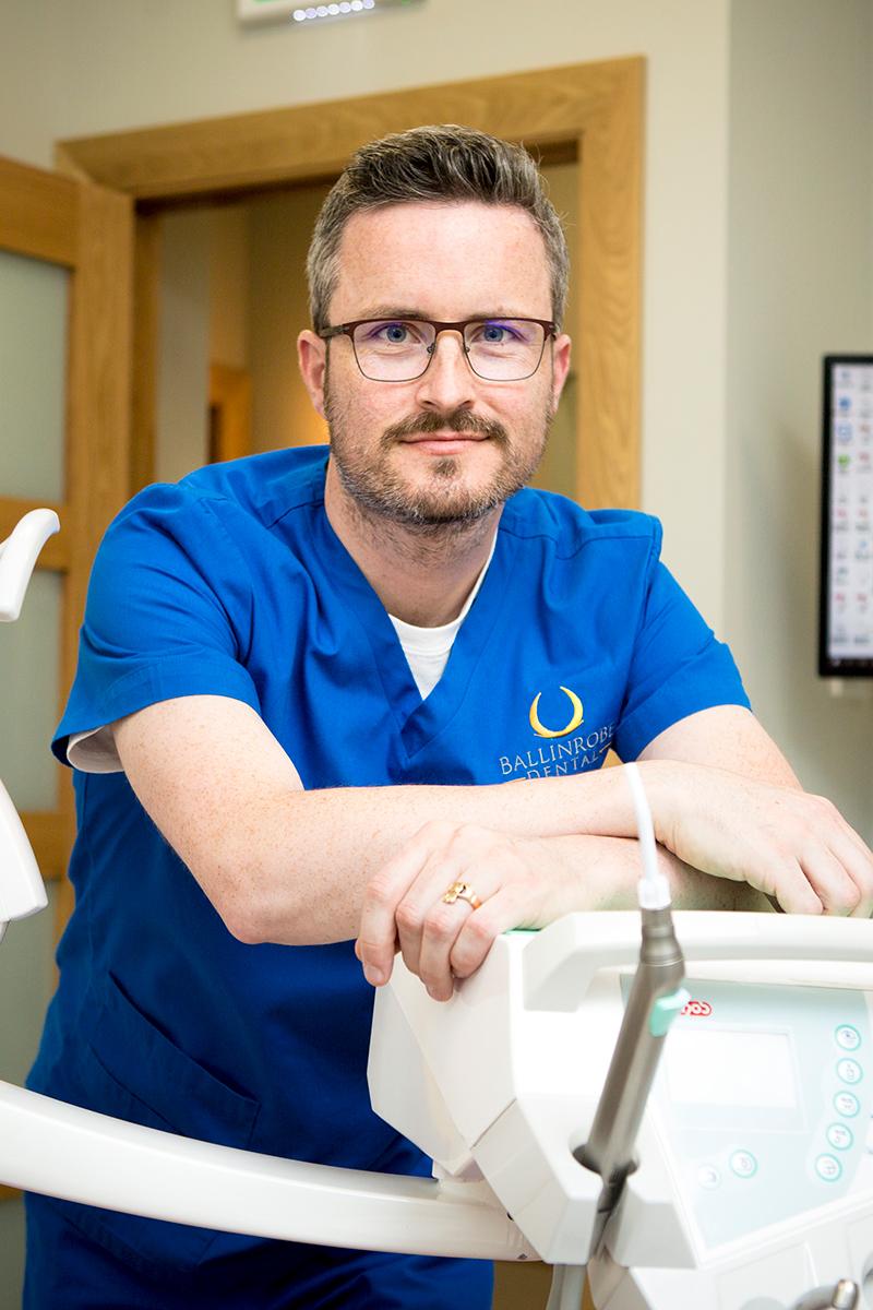 Dr. Patrick O' Beirne | Principal Dentist